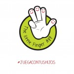 imagen campaña juguetes cayrio little finger app