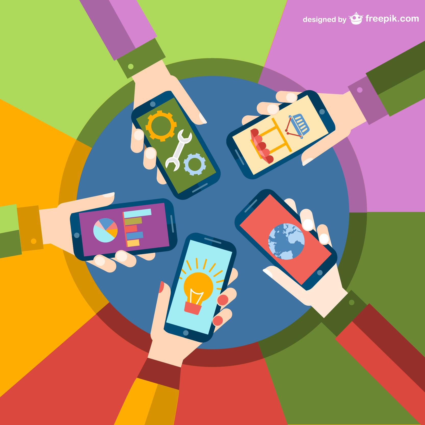 Proyecto #SocialMedia615 de César Palazuelos community manager y marketing digital