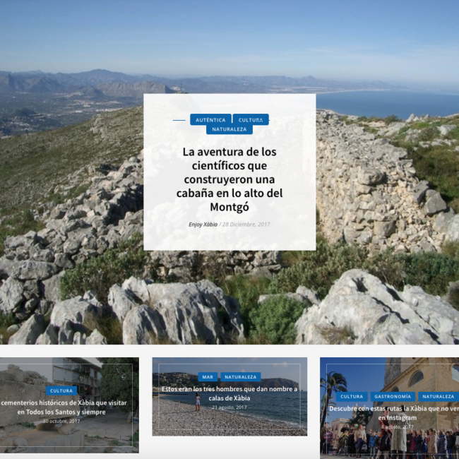 Blog turisme Xàbia