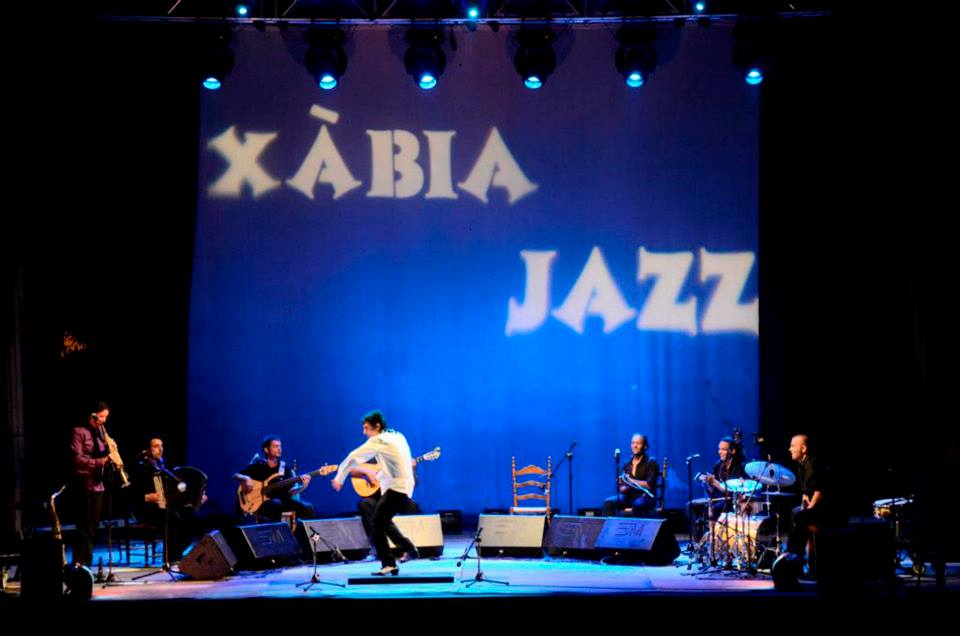 Redes sociales en Xàbia Jazz