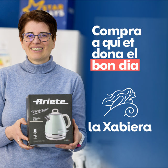 Marketing y comunicación para La Xabiera
