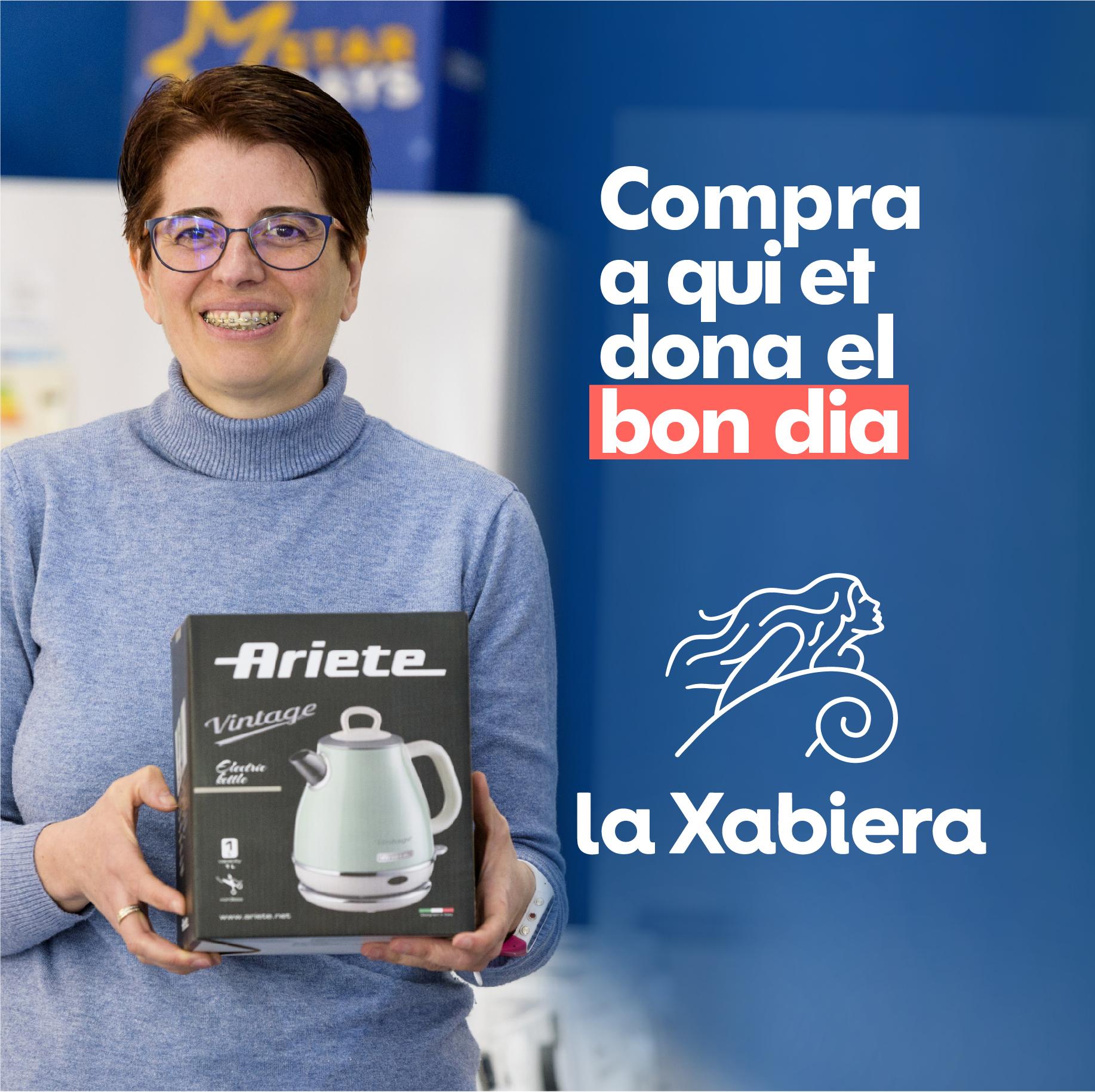 Marketing y comunicación para La Xabiera